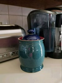 Denby Harlequin Food Storage Jar  Toronto, M9N