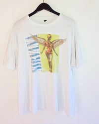90s single stitch XXL Nirvana Tee