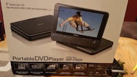 SONY PORTABLE DVD PLAYER DVP-FX825 LIKE NEW WONT START  SILL IN IT'S ORIGINAL BOX   TAKING OFFERS  Calgary
