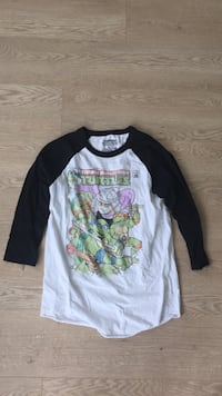 Vintage style Ninja turtles shirt medium Vancouver, V5T 1B9