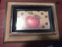 red apple painting Ranson, 25438