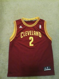 Kyrie Irving Cavaliers CAVS jersey Silver Spring, 20902