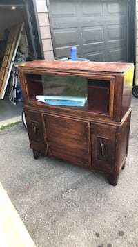 antique buffet all real wood Beaconsfield, H9W 3N2