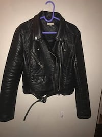 Vegan Leather Jacket (Urban Outfitters) is  Alexandria, 22308