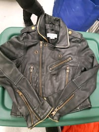 Genuine leather jacket  Vancouver