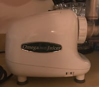 Omega 8003 Juicer! Rarely Used-Mint Condition Southington, 06489