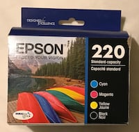 New 3 color cartridges Vienna, 22182