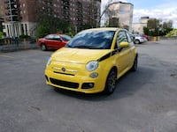 2012 Fiat 500 Sport Montreal