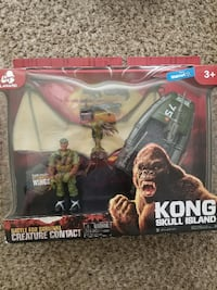 KONG Skull Island Battle for Survival Creature Contact Pterodactyl Wenatchee