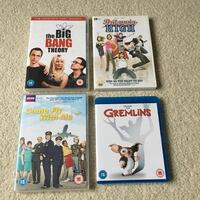 DVD + Bluray Collection Rotherham, S65 2TF