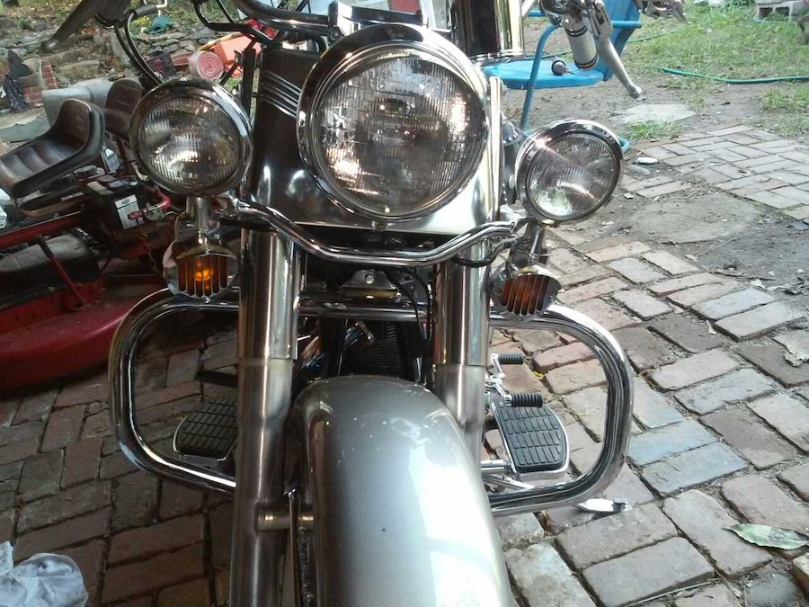 C & D Tires >> Used Harley Davidson (priced to move) in Marietta