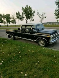 Ford - F-250 - 1975