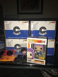 Hot Topic DBZ Capsule Corps Box (Non Chase) Not FREE Fairfax, 22031