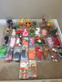 assorted color plastic toy lot Edmonton, T6W