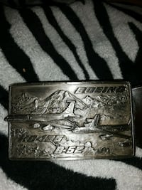 Boeing belt buckle  Delray Beach, 33444