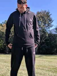 Hugo Boss Sweatsuits. Hoodie/Pant Combo. Multiple Sizes and Colors.  Bethesda, 20814