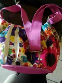 multi-colored floral crossbody bag San Bernardino, 92410