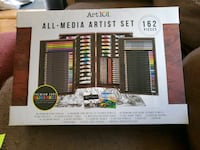 162pc All Media Artist Set (Art101)