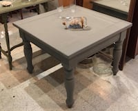 Solid pine table painted grey  Frederick, 21701