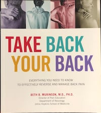 Take Back Your Back, (new)