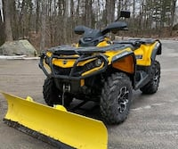 Can Am Outlander For sale Is a excellent condition $15OO
