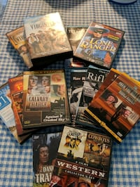 Western Movies DVDS Fallston, 21047