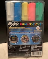 Expo Wet Erase Marker Set
