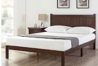 TWIN SIZE BED FRAME Dallas