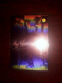 Ghost Rider Hologram Card Concord, 94518