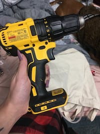DEWALT cordless hand drill with charger Fairbanks, 99701
