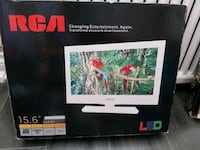 LED TV 15.6 Inches white