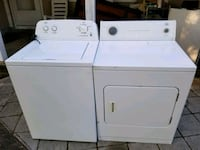 white washer and dryer set Pensacola, 32514