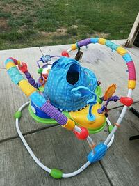 baby's multicolored jumperoo Hollister, 95023