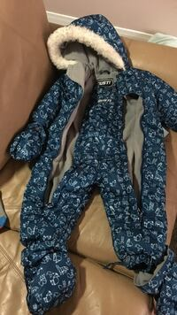 18 month snowsuit St Catharines, L2N 7N9