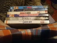 Dvd movies for sale  Waldo, 67673