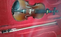 H. Luger violin with case  Portsmouth, 23707