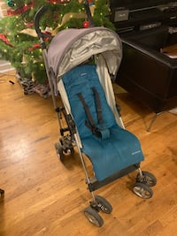 UppaBaby G-luxe Blue & Grey