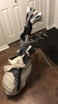 Golf club set, left handed with case  Guelph, N1H 6S9