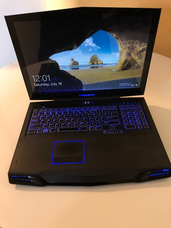 Alienware(game laptop)