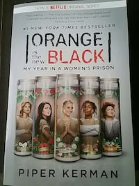 Orange is The New Black Ontario, L8E 5G8