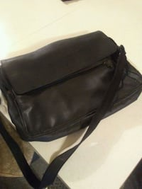 Leather Laptop/duffle bag price negotiable Canton, 44707