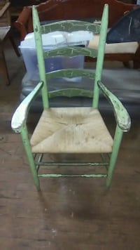 Antique shabby chic chair great condition.
