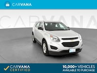 2017 Chevrolet Equinox LS Sport Utility 4D Fort Pierce