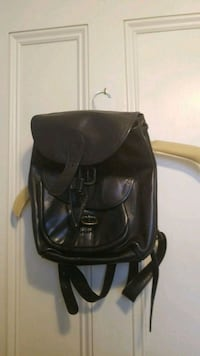 leather backpack Middletown, 10940