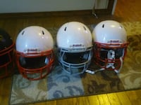 two white and black helmets Germantown, 20876