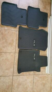 Acura TLX all-weather floor mats Springfield, 22152