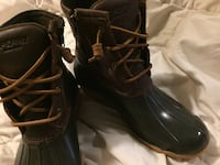 Sperry  Rubber Boots size 8.5 in women's Panama City