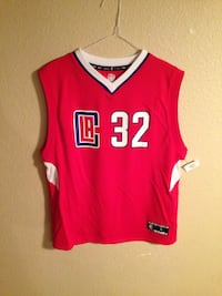 Clippers boys Large jersey nwt  Cathedral City, 92234