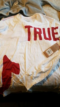 Full sleeve brand new TR size M Surrey, V3T 5Y1