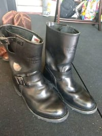 Red Wing Engineer Boots 2413 mi